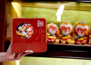 中国一の超高層ビルで「孫悟空」アニメ原画展開幕 上海