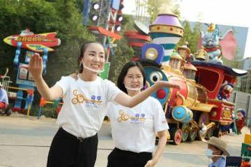 上海ディズニーランドがパレードの手話通訳をスタート―中国