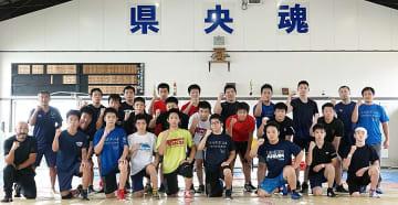 <レスリング>【特集】「出られない選手も含め、全員で闘う気持ちで臨みたい」…開催県の意地を見せ、伝統復活を目指す新潟県