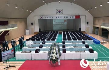 第7陣となる在韓中国人民志願軍烈士の遺骨引き渡しセレモニー―中国メディア