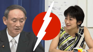 A media adversary's long battle with Japan's new Prime Minister Suga Yoshihide