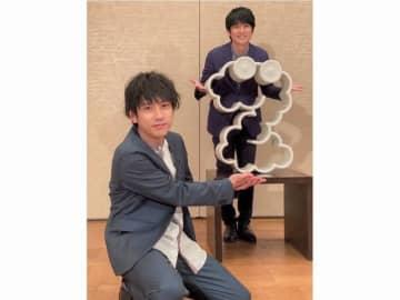 「ZIP! SHOWBIZ SPECIAL」二宮和也×風間俊介二人っきりのスペシャル対談を放送