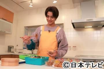 髙橋海人がお弁当作り!「解決!King & Prince」で高校時代に培った腕前を披露!!