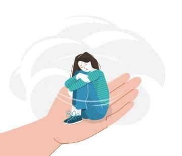 私は生活保護を3年間受けていた。恥の感情が体の中に染み込んでいく日々
