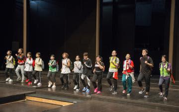 《新型コロナ》音楽劇「夜のピクニック」 10月、待望の公演再開 水戸芸術館・ACM劇場