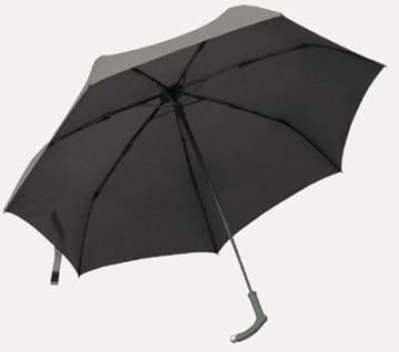 雨の日に両手をふさがずスマホ操作可能な「スマホ傘」、Makuakeで先行予約販売
