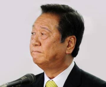 小沢氏、杉田議員の発言に苦言「自民党では排外的なことをいう議員が重用される」