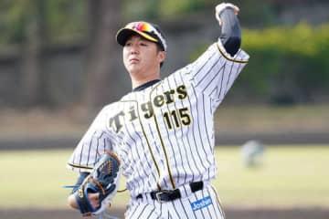 阪神、14年ドラ1左腕・横山の支配下復帰を発表 3年目左腕・石井も支配下枠入り
