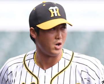 2年ぶり支配下復帰の阪神・横山「戻れて良かった」1軍戦へ「一戦一戦大事に」