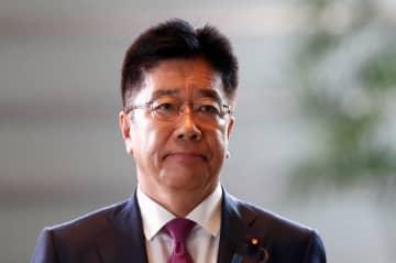 拉致問題は解決との北朝鮮主張、受け入れられない=加藤官房長官