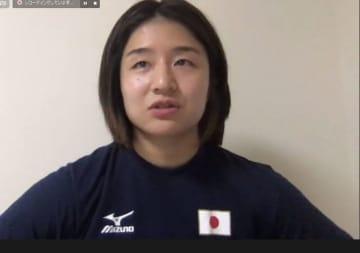 「愛を感じました」東京五輪・女子柔道代表の芳田、自粛期間に吹いた笛