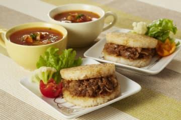【もう食べた?】じわじわ人気上昇中!気軽に高級牛を堪能できる「神戸牛ライスバーガー」