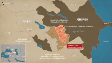 New Armenia, Azerbaijan shelling despite calls for halt