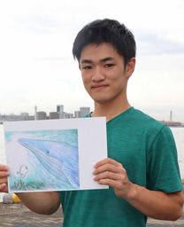ごみ問題、絵本で身近に感じてほしい 神戸大生ら、海洋汚染解決目指し制作
