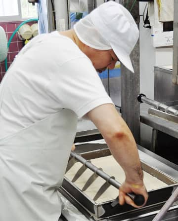 10月2日豆腐の日 名水で紡ぐ老舗の技術 杜のとうふ工房三河屋