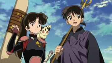 「半妖の夜叉姫」第1話放送スタート! 高橋留美子「1話目は犬夜叉やかごめたちの物語でもあります」