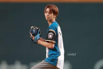 「毎日が祭りだった」魅せられた新庄フィーバー 人気俳優・飯島寛騎の野球愛