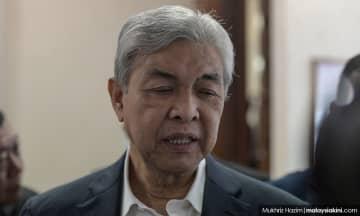 Belanjawan: K'jaan ada kaedah dapatkan sokongan MP pembangkang, kata Zahid
