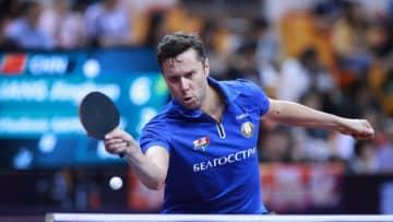 44歳サムソノフ「テニスは国際大会開催。卓球もその道に」本格的な大会再開へ意見