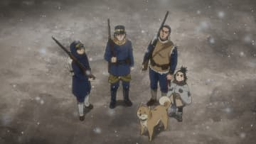 TVアニメ『ゴールデンカムイ』第三期、本日放送!第25話の先行カット公開