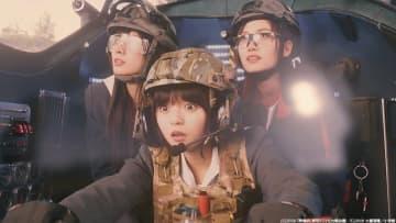 ドラマ版「映像研には手を出すな!」がdTVで配信開始!乃木坂46出演バラエティーやドキュメンタリー映画も