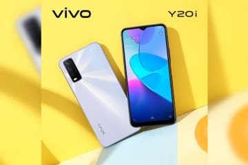 The vivo Y20i: Stylish, powerful, lightweight gaming smartphone