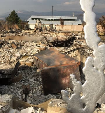 Urban wildfire: When homes are the fuel for a runaway blaze, how do you rebuild a safer community?
