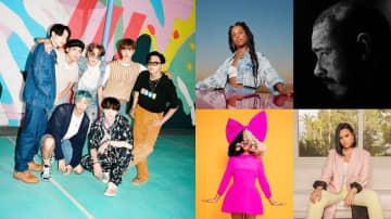 BTSが最新曲「Dynamite」を披露 <ビルボード・ミュージック・アワード2020>がHuluにて独占ライブ配信