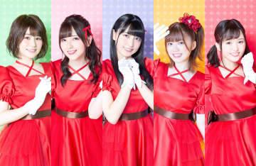 「わたてん☆5」、初のワンマンライブを来年2月開催!新アー写やMVを公開