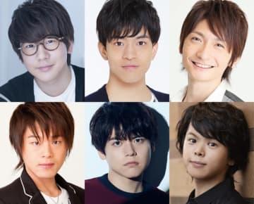 「おそ松さん」第1話、花江夏樹、松岡禎丞ら新6つ子登場で主役交代!?「台本を開いたら、意味がわからなくて閉じました」