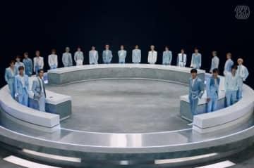 NCT、新アルバム100万枚突破 日本でも配信チャート1位獲得