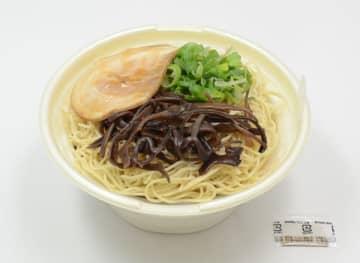 セブン-イレブン、「一風堂監修 博多とんこつラーメン」リニューアル!