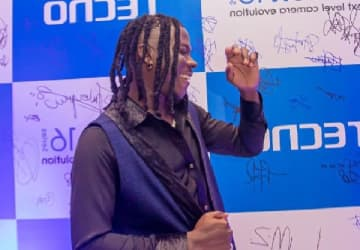 Stonebwoy, KiDi, Others Nominated For AFRIMMA 2020