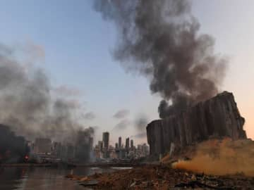 Lebanon blast victims file almost 700 legal complaints