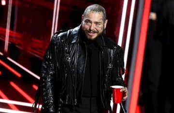 Post Malone wins 9 prizes at Billboard Music Awards