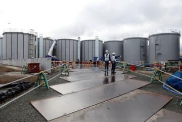 福島第1原発の処理水、海洋放出へ 月内にも正式決定=国内メディア