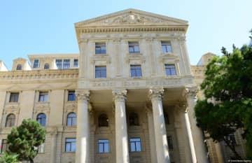 MFA rules out status for Azerbaijan's Nagorno-Karabakh region