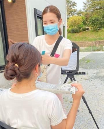コロナ感染や経済事情配慮「七五三応援」前髪無料カット 飯塚市
