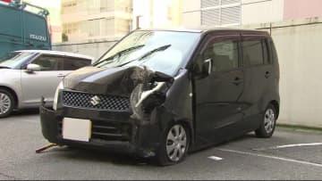 福岡県で飲酒運転相次ぐ 3人を逮捕 信号機に衝突