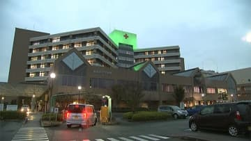 『臓器移植への理解を』熊本赤十字病院が緑色にライトアップ【熊本】