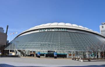 【新日本】来年1月4、5日に東京ドーム大会2連戦開催!