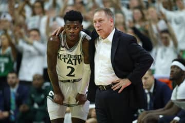 How Rocket Watts will replace Cassius Winston at point guard for Tom Izzo's Spartans