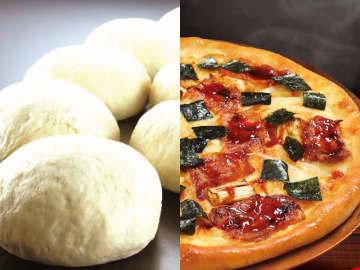 北海道・室蘭やきとりがピザに!? 「豚精肉と本格たれ」が絶妙に絡み合う