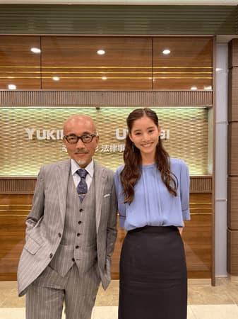 新木優子、『スーツ2』竹中直人との再共演を振り返る