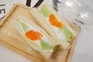 【大宮西口】「ジュエリーフルーツ」フルーツサンドイッチと酵素ジュースの店 10月30日閉店