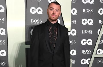 Sam Smith: Being single during lockdown was 'not fun'