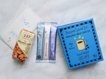 アーモンドミルクとも◎ おうちカフェにおすすめのカフェインレス珈琲