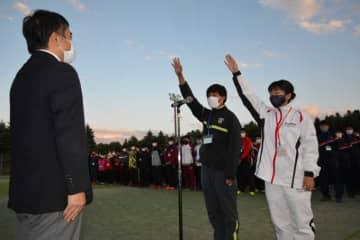 北海道地区大会を終えて【第43回全国選抜高校テニス大会】