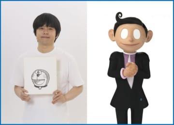 バカリズム&羽鳥慎一、『STAND BY ME ドラえもん 2』ゲスト出演決定