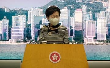 香港と深圳の互恵ウィンウィンを期待 林鄭月娥行政長官